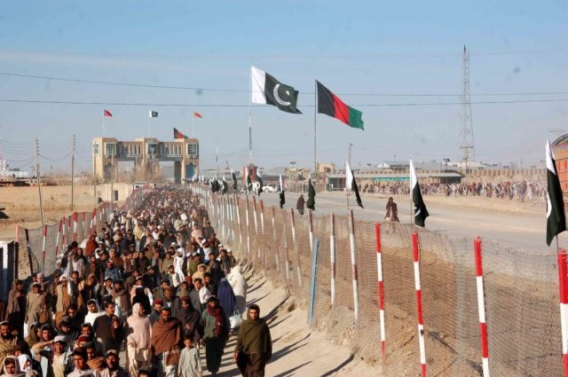 The Effect of the War in Afghanistan to Pakistan's Economy