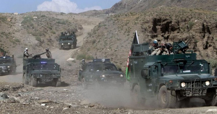 Afghanistan: Shun The Past For a Better Future