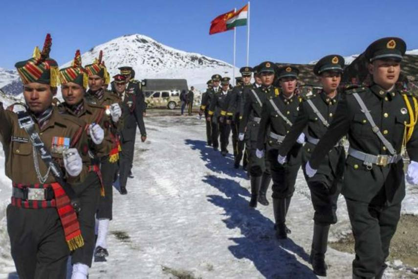 The Sino-Indian Standoff