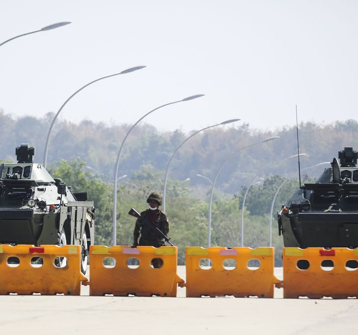 How Did the Myanmar Coup Take Place?