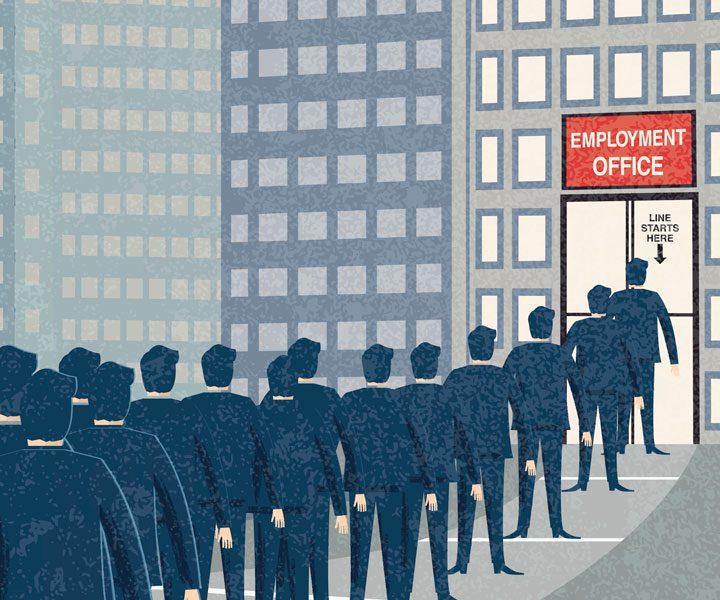 Global Unemployment Rates Sky-rocket Past '09 Financial Crisis Figures