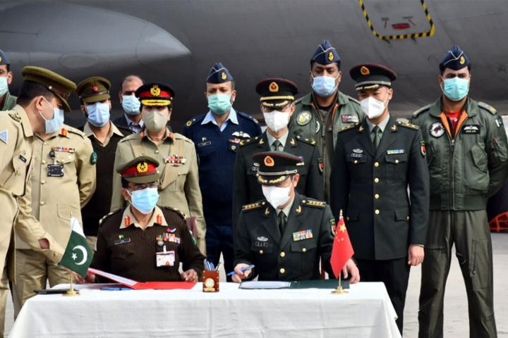 Pakistan's Military Donates Allocation of Covid-19 Vaccines