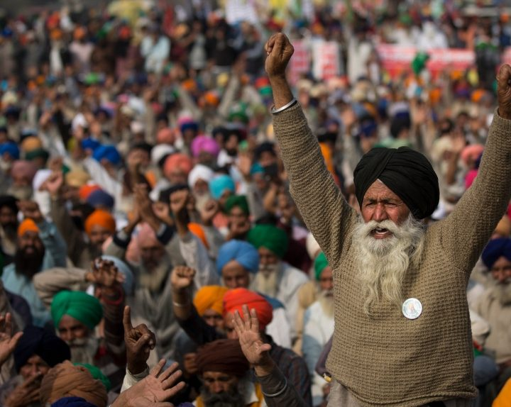 Why Are Indian Farmers Protesting?
